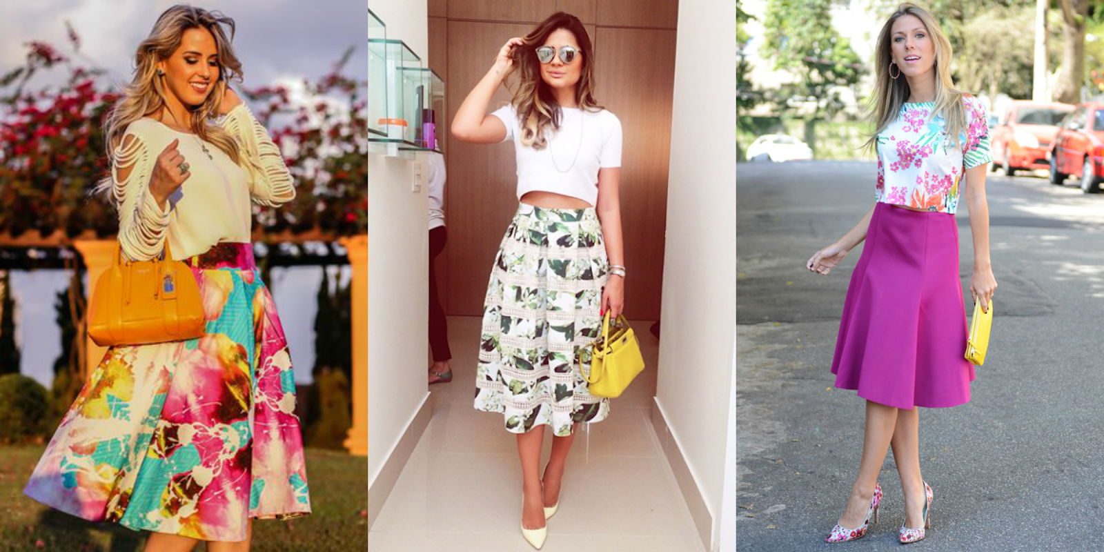 Какие юбки в моде 2018 фото для женщин