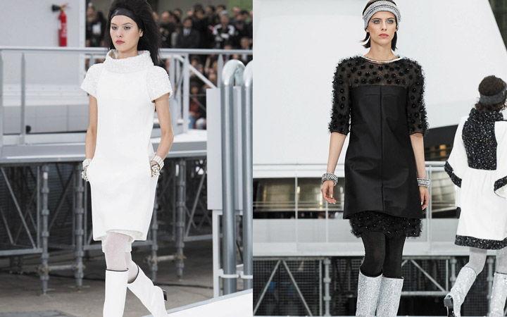 Стильные коктейльные платья осень-зима 2018-2019