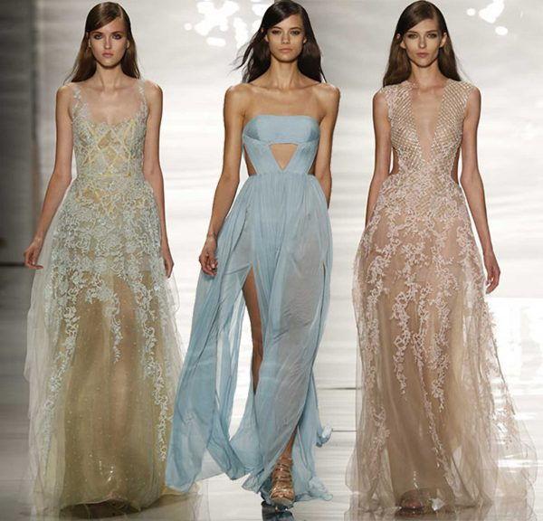 Модные кружевные платья осень-зима 2020-2021