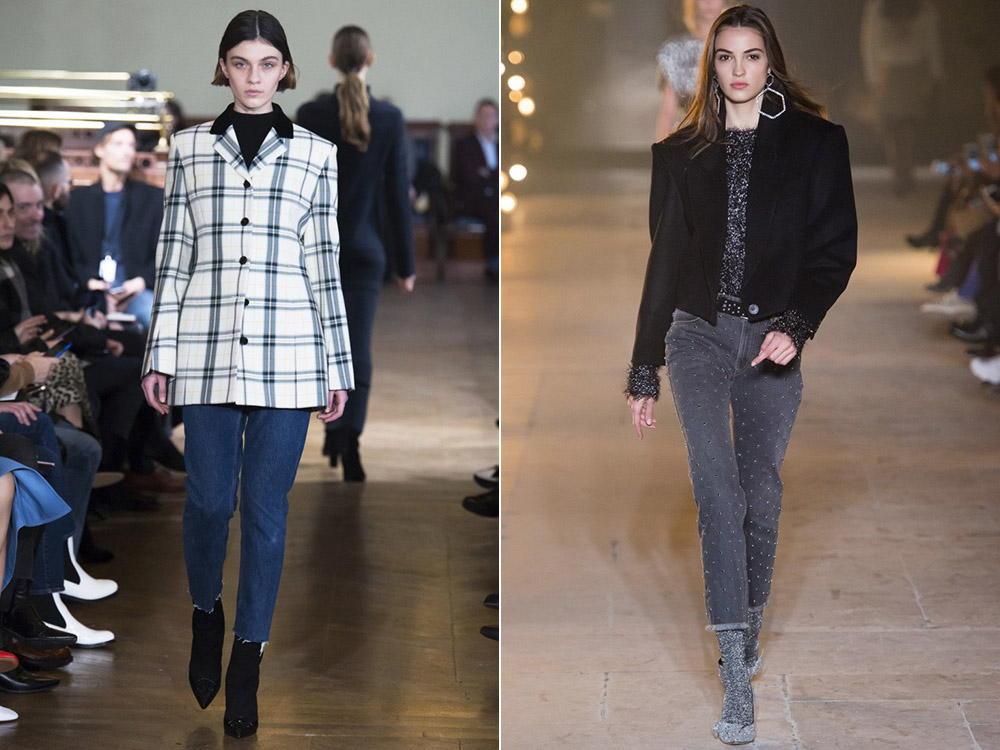 Модные образы осень-зима 2020-2021
