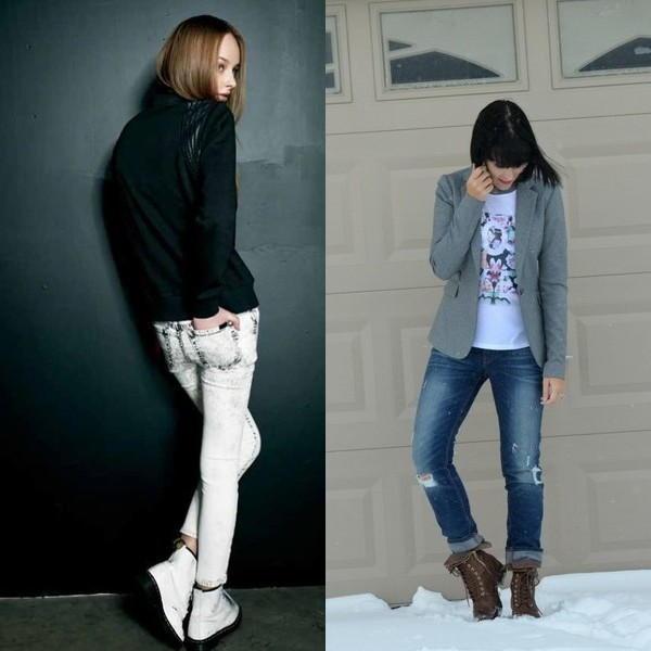 Стильные джинсы осень-зима 2018-2019