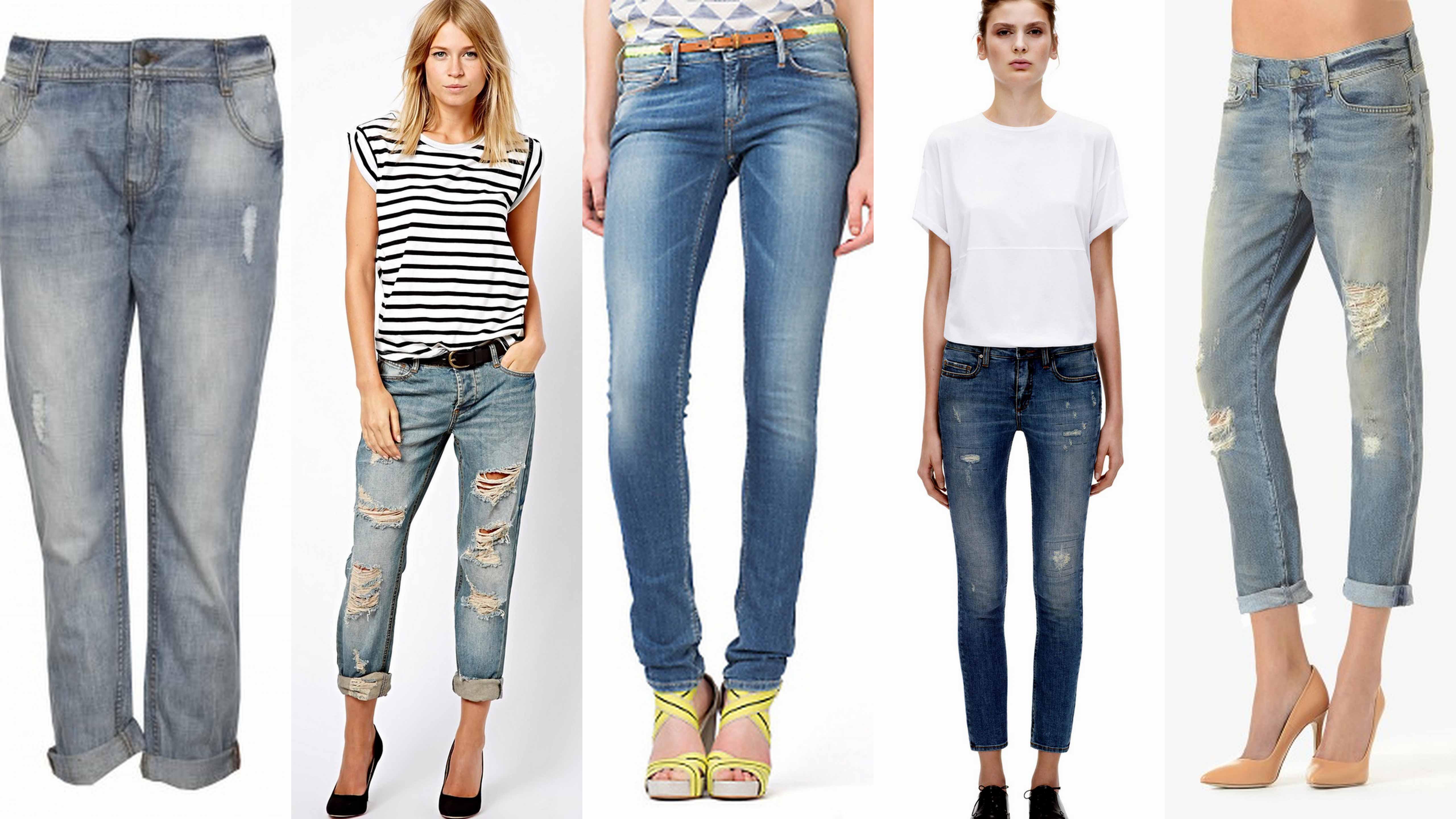 Модные женские джинсы осень-зима 2019-2020 фото || Модные джинсы на осень