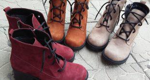 Модные женские ботинки осень-зима 2018-2019