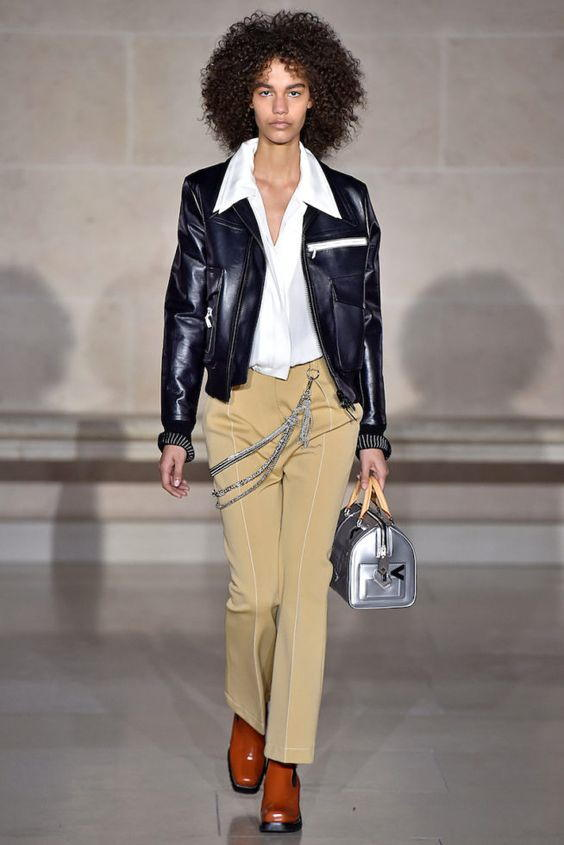 Стильные брюки клеш осень-зима 2020-2021