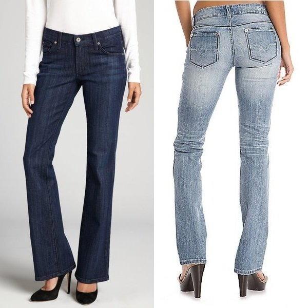 Стильные женские джинсы 2018-2019