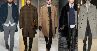 Элегантные-мужские-пальто