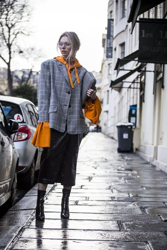 Модные женские пиджаки оверсайз осень-зима 2018-2019