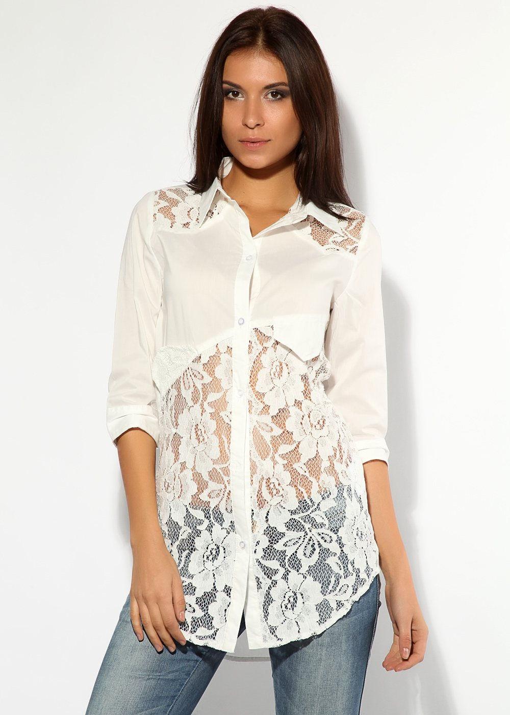 Нежные женские рубашки осень-зима 2020-2021