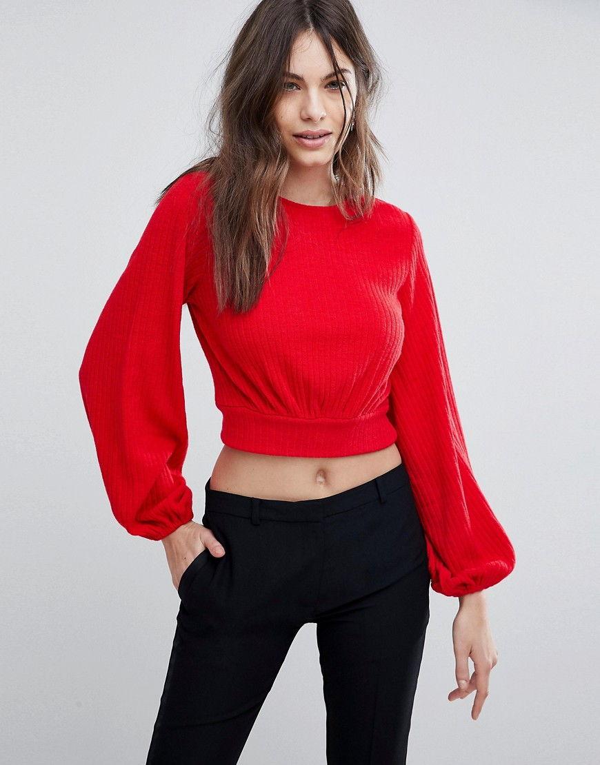 Модные укороченные кофты осень-зиа 2018-2019