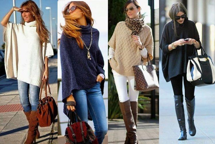 Модные кофты оверсайз осень-зима 2019-2020