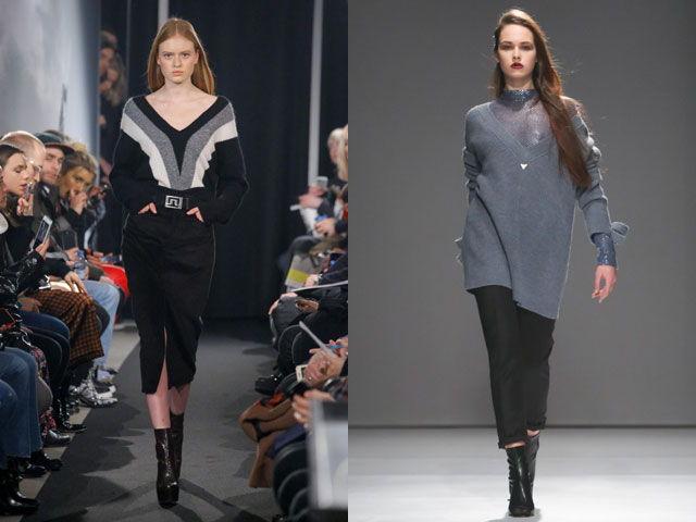 Модные пуловеры 2018-2019