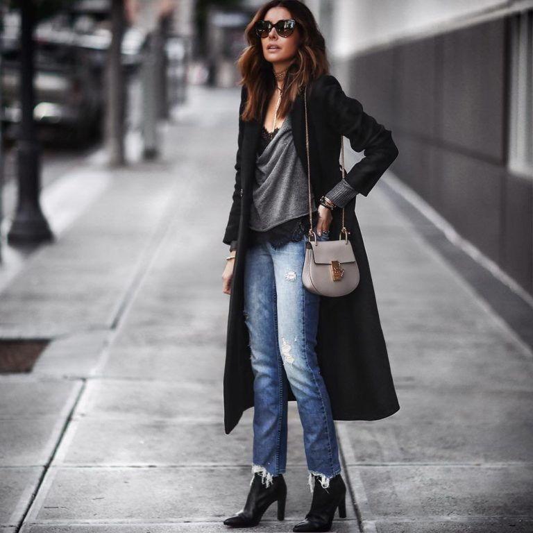 Стильные джинсы осень-зима 2019-2020