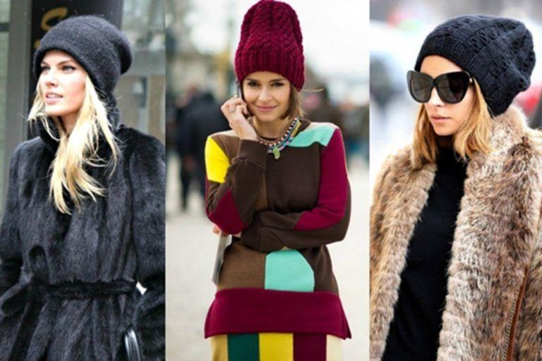 Модные шапки осень-зима 2018-2019