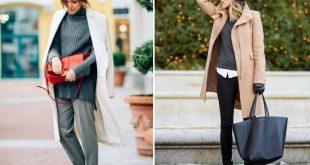 Базовый гардероб осень-зима 2018-2019