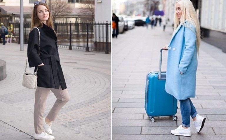 Женский базовый гардероб осень-зима 2018-2019
