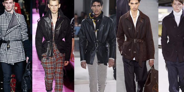 Мужская мода осень-зима 2018-2019