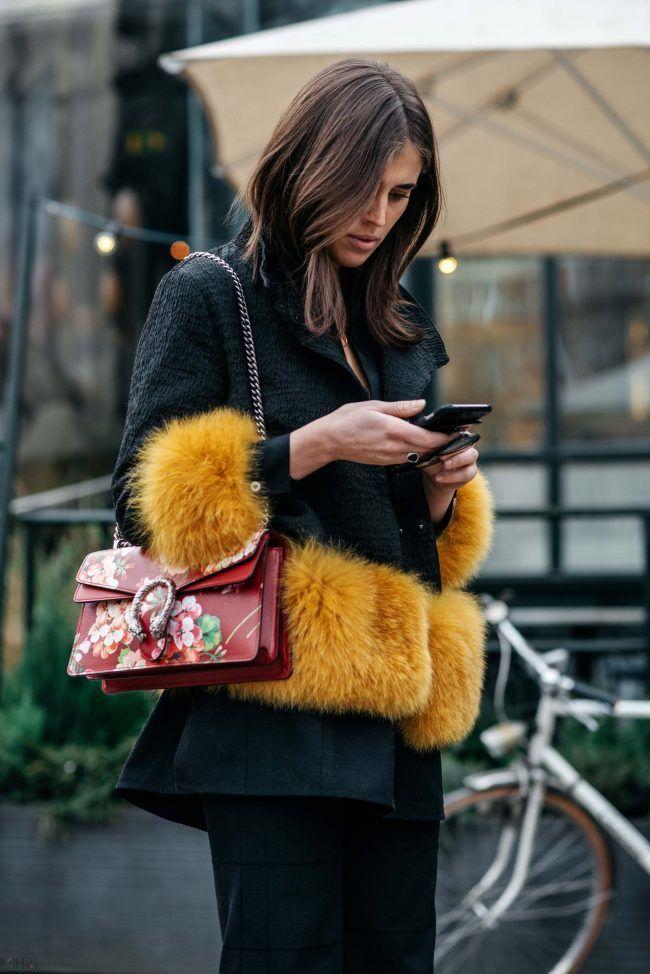 Модный образ в уличном тиле осень-зима 2019-2020