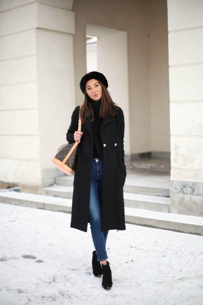 Модный классический образ осень-зима 2019-2020