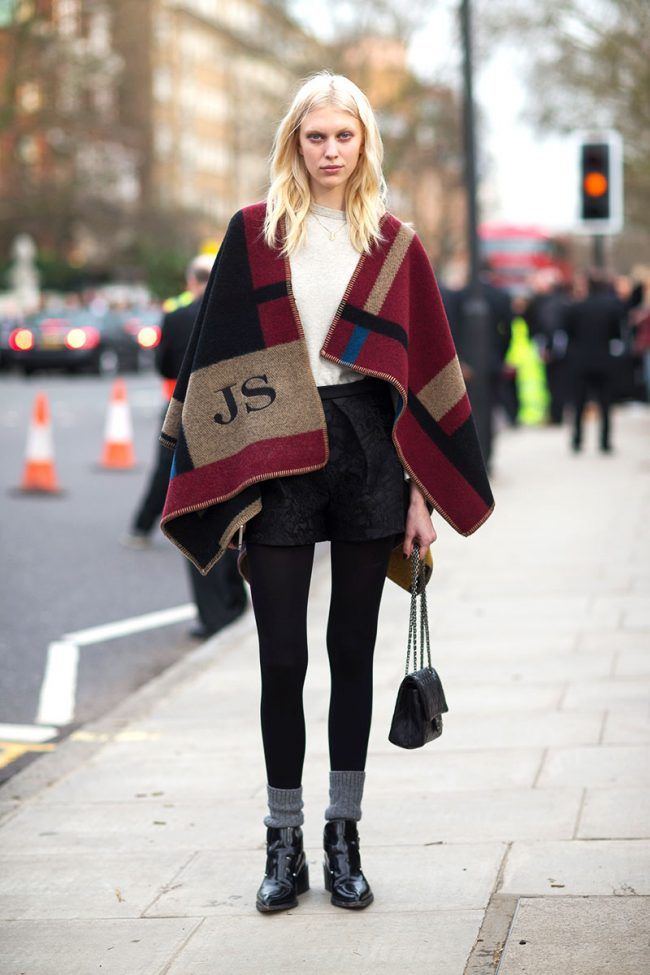 Модные луки в стиле кэжуал осень-зима 2019-2020