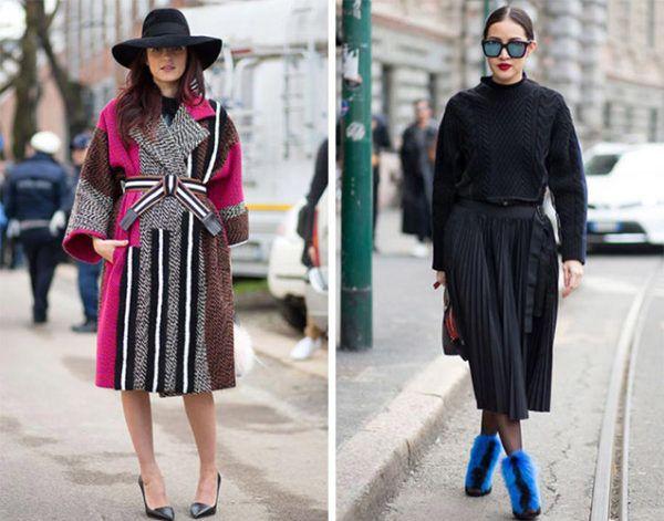 Модные луки сезона осень-зима 2019-2020