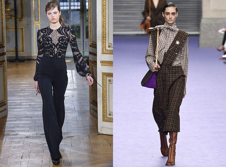Самые модные блузки осень-зима 2018-2019