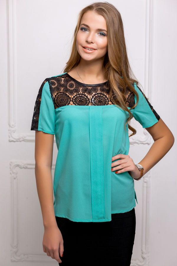 Модные блузки с кокеткой осень-зима 2020-2021