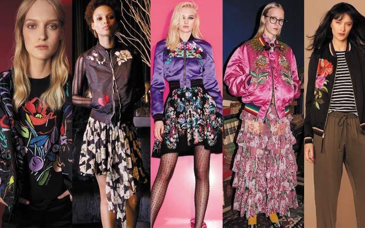Модные расцветки курток в сезоне осень-зима 2018-2019