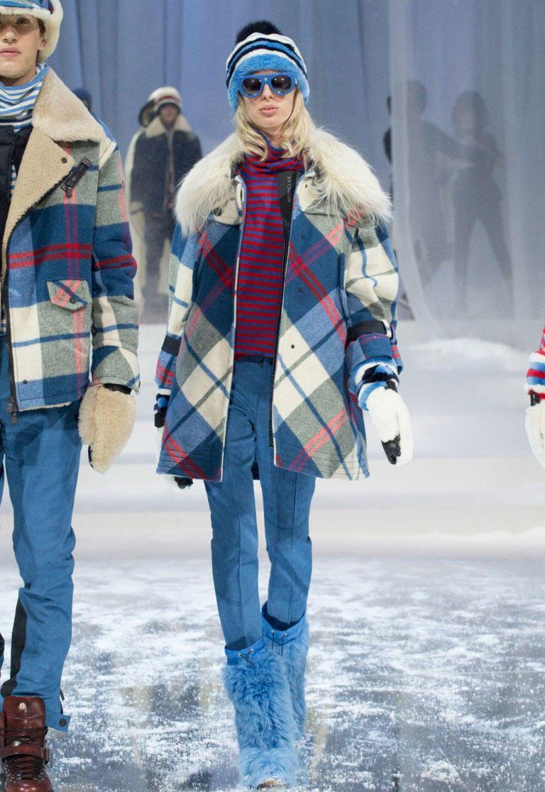 Стильные женские горнолыжные куртки осень-зима 2018-2019