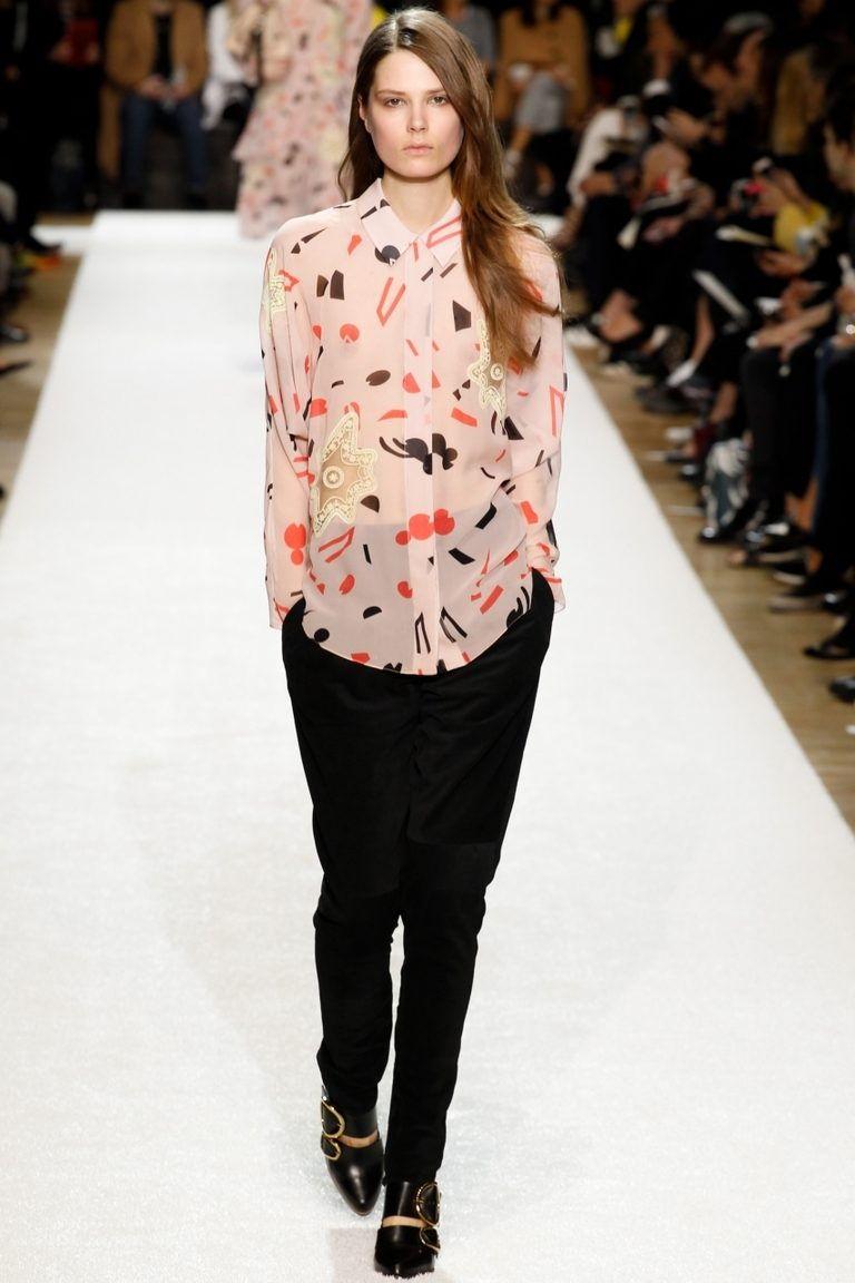 Модные женские рубашки осень-зима 2020-2021