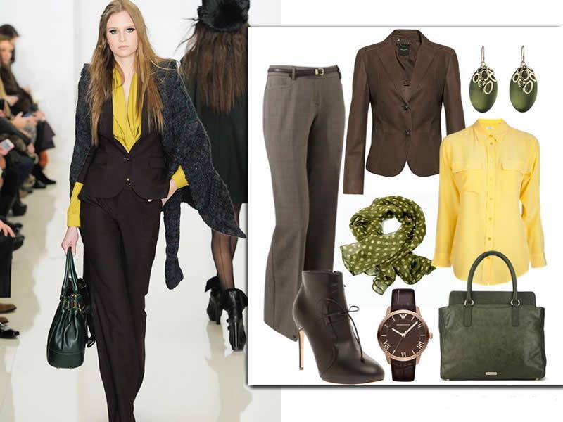 Яркие и стильные сеты - модне решение осенью-зимой 2018-2019
