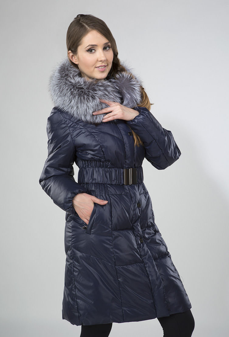 Модный пуховик осень-зима 2018-2019