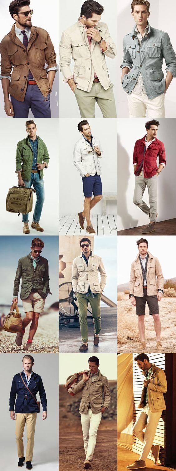 Модные мужские куртки осень-зима 2018/2019