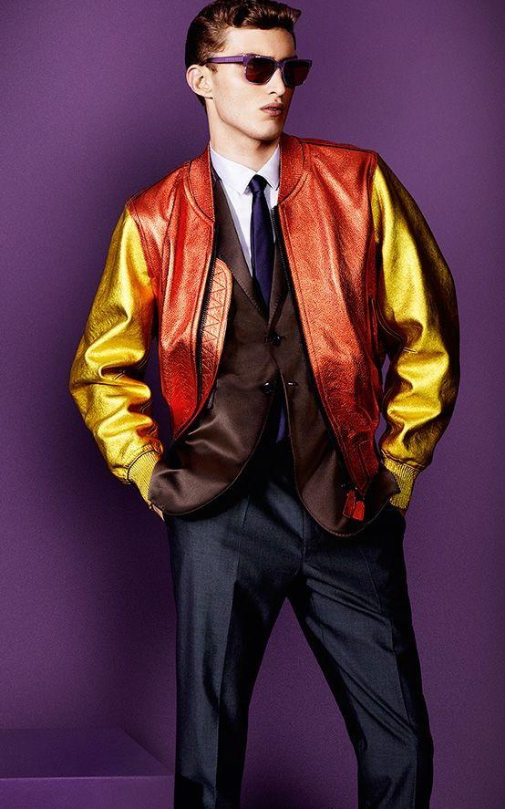 Декорированная куртка