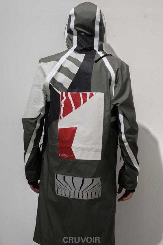Интересная мужская куртка