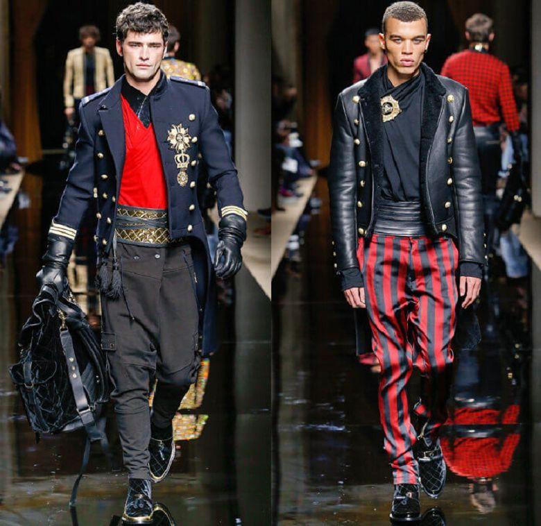 Куртки украшенные вышивкой