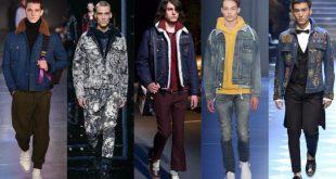 Модные мужские куртки осень-зима 2018-2019