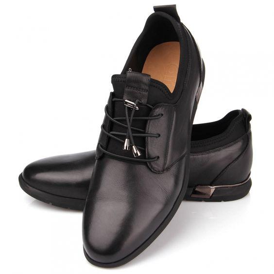 Обычные мужские туфли