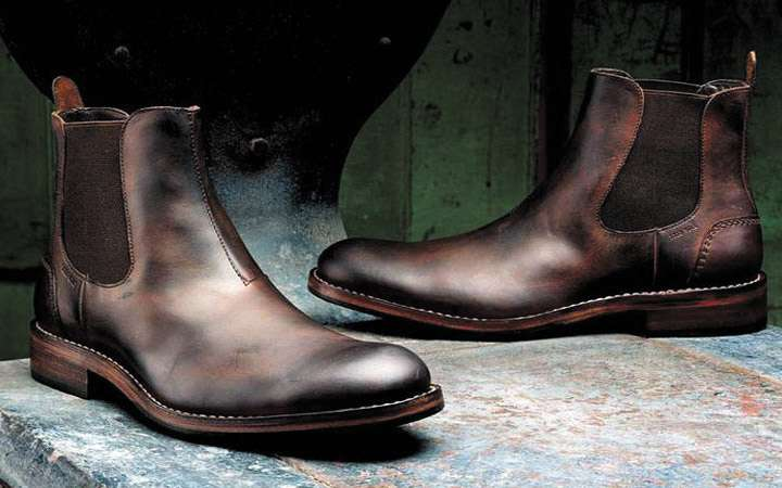 Beatle boot для мужчин