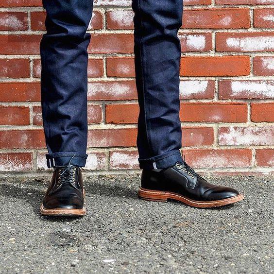 Классические мужские туфли