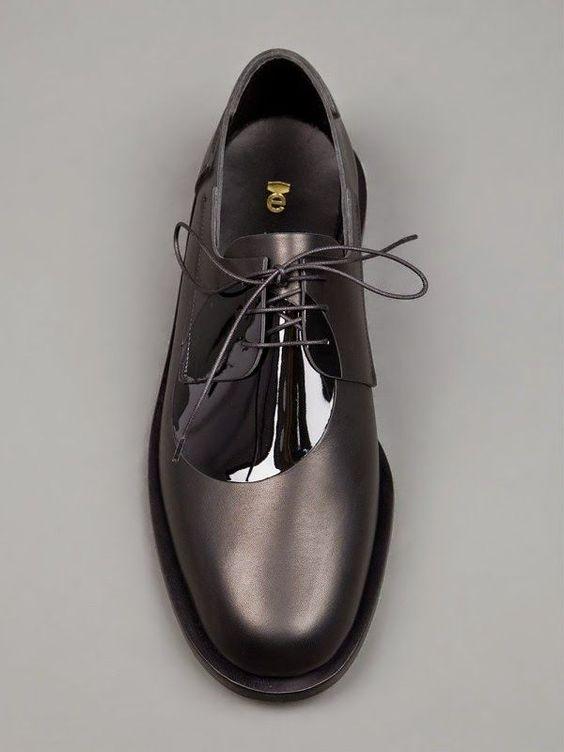 Лакированые туфли для мужчин