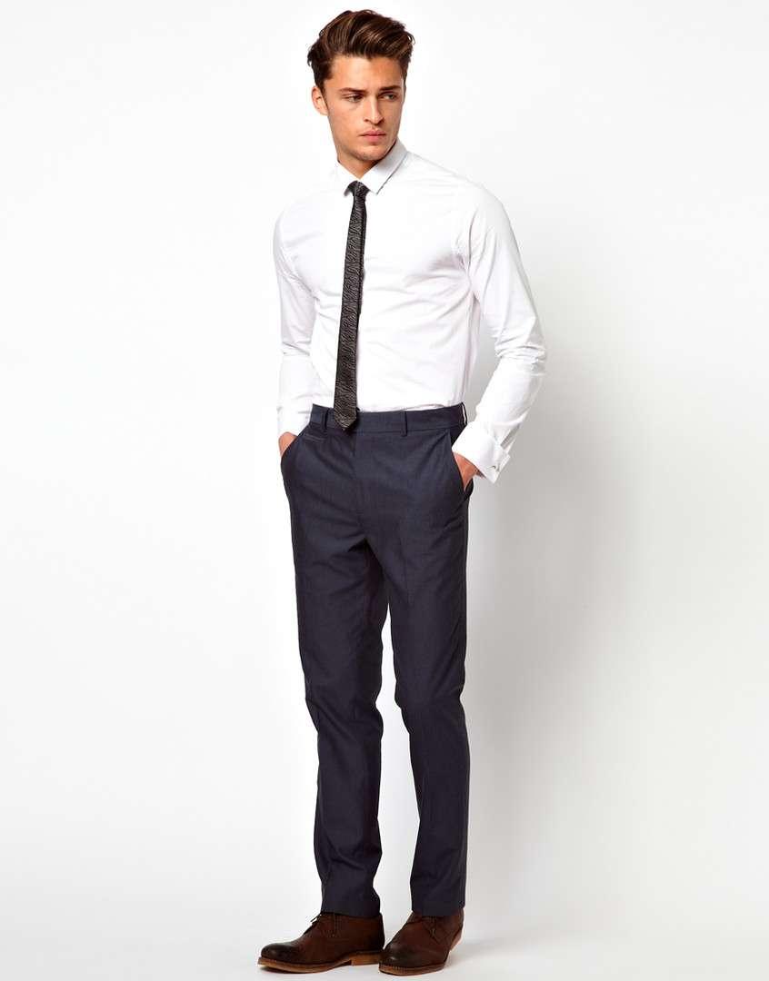 Классические мужские брюки