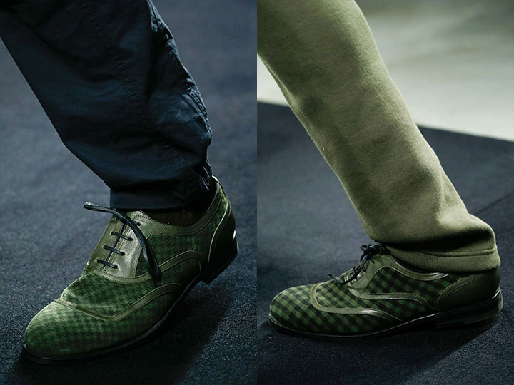 Уникальный дизайн ботинок