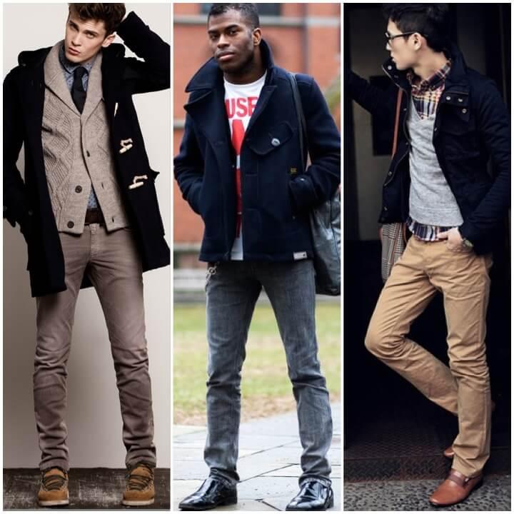 Носим мужские джинсы правильно