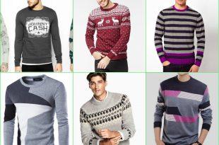 Модные цвета свитеров для мужчин