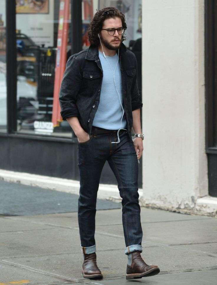 Стильные ботинки для мужчин