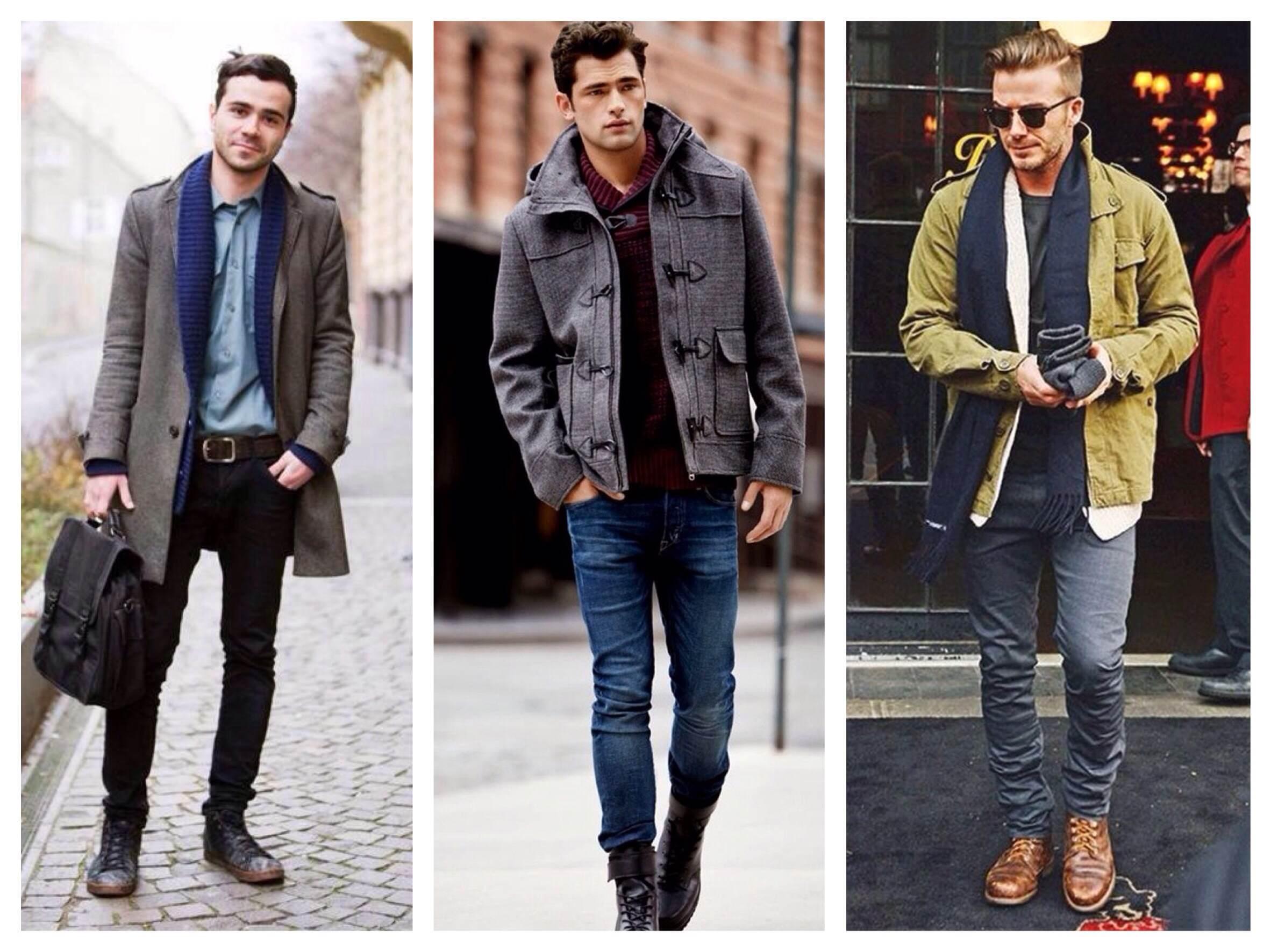 Стильные луки с джинсами