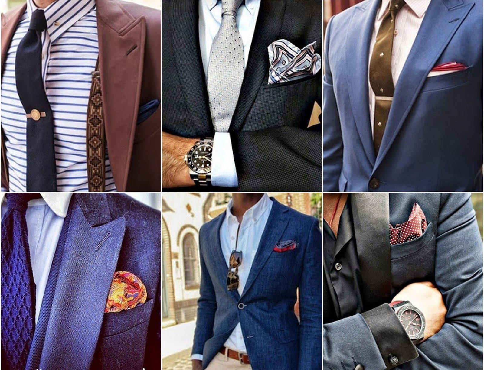 Правильная длина галстука