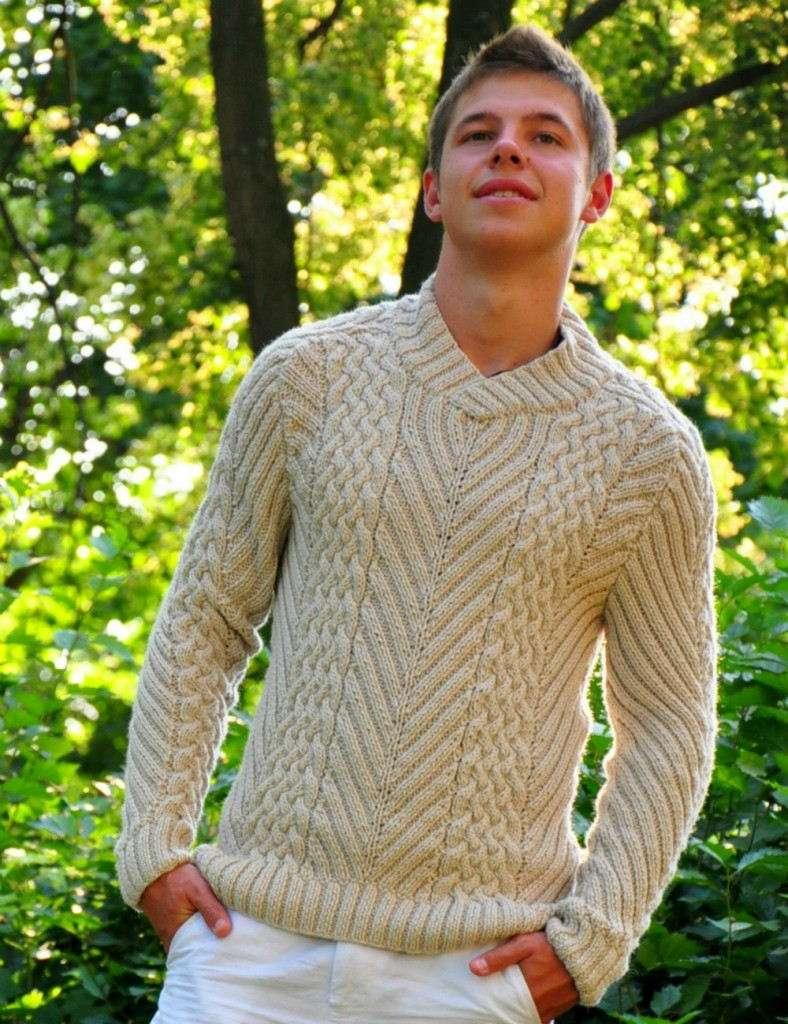 Выбор свитера