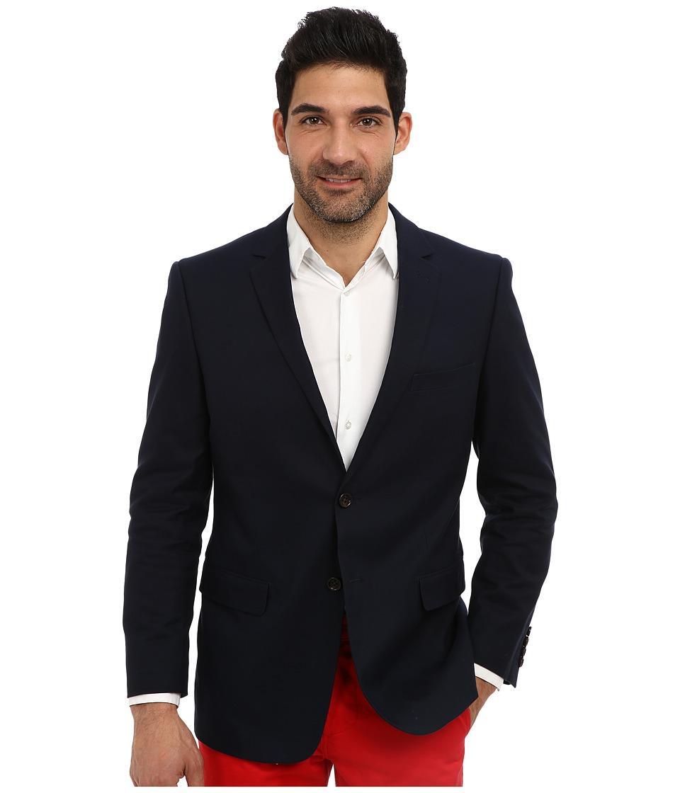 Черный пиджак для мужчин