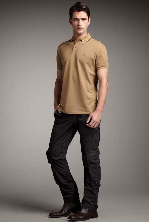 Дизайнерские мужские брюки